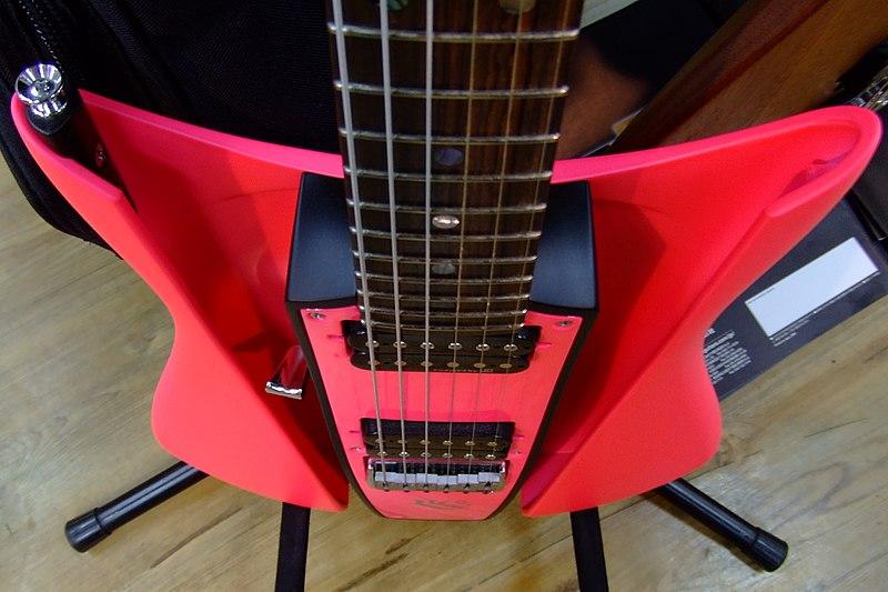 RKS Wave elektrische gitaar