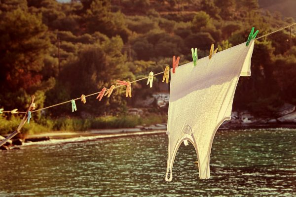 See My Jumper Hanging On the Line