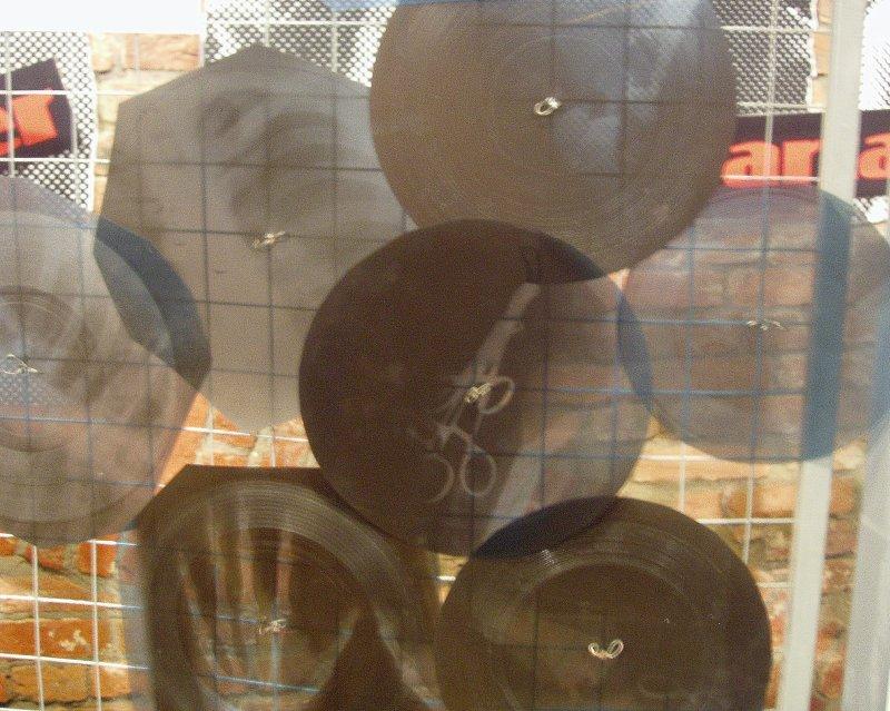 Platen van röntgenfoto's
