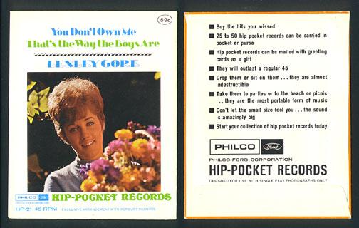 Hip Pocket Record