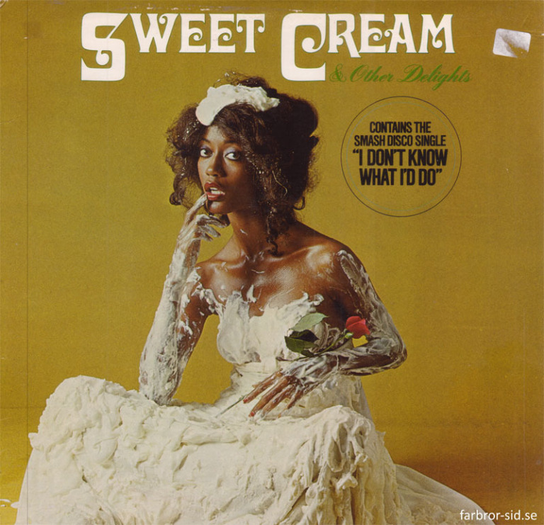 Sweet Cream andOther Delights