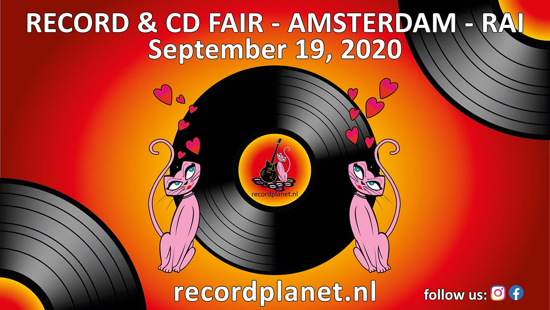 Recordplanet's Platen & CD Beurs