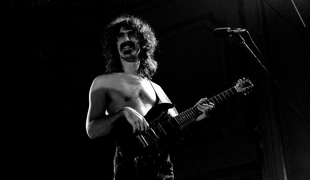 Zappa in de reclame