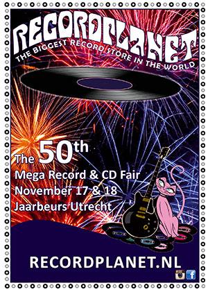 Mega Platen & CD Beurs