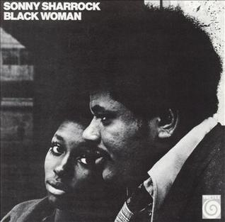 Black Woman van Sonny Sharrock