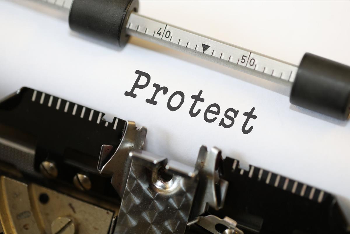 Protest afspeellijst