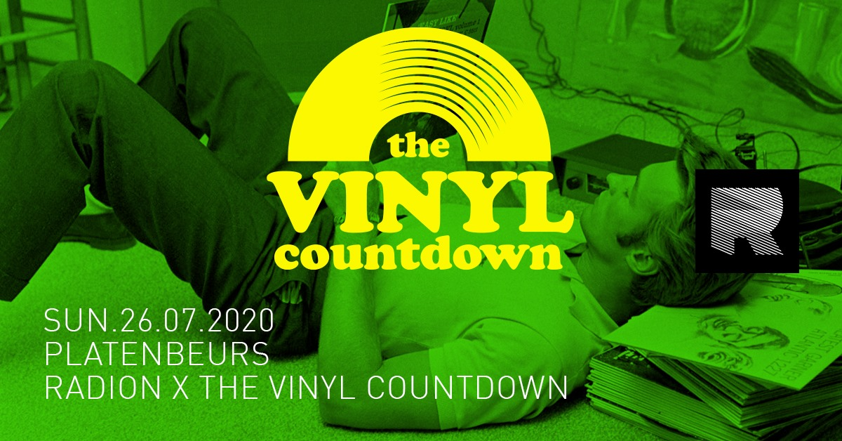 Vinyl Countdown platenbeurs