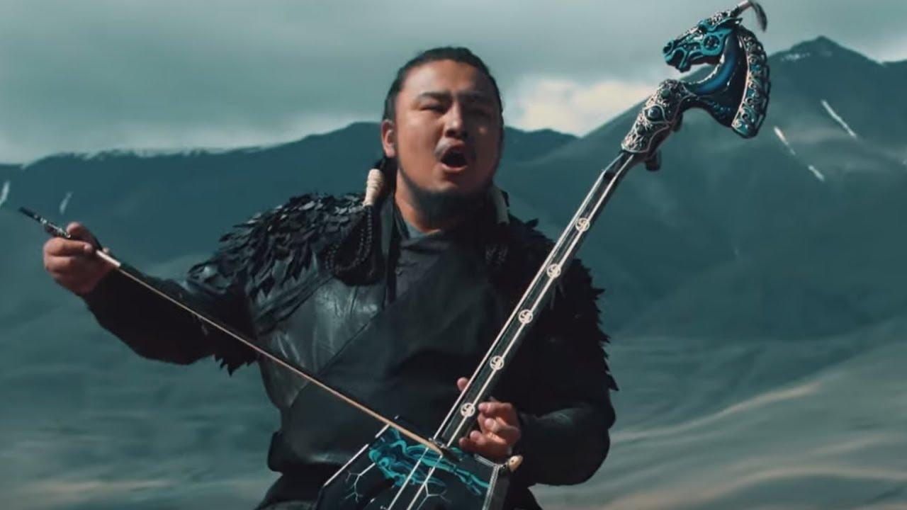 Rock uit Mongolië