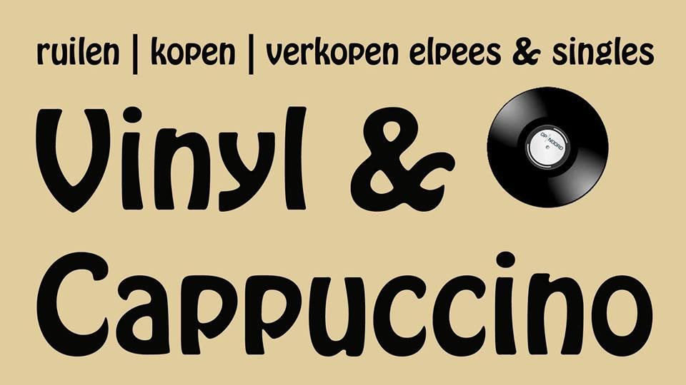 Vinyl en Cappuccino