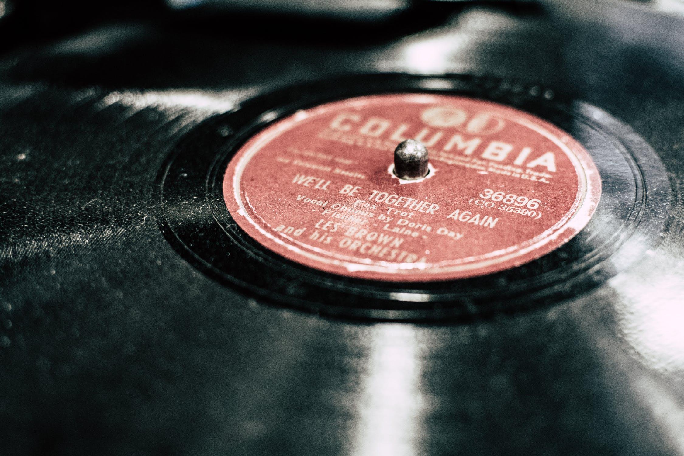 hoe wordt vinyl gemaakt?
