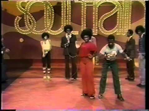De dansers van Soul TRain
