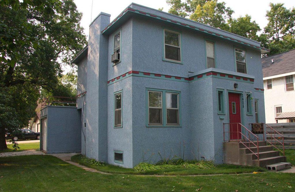 Dylan huis