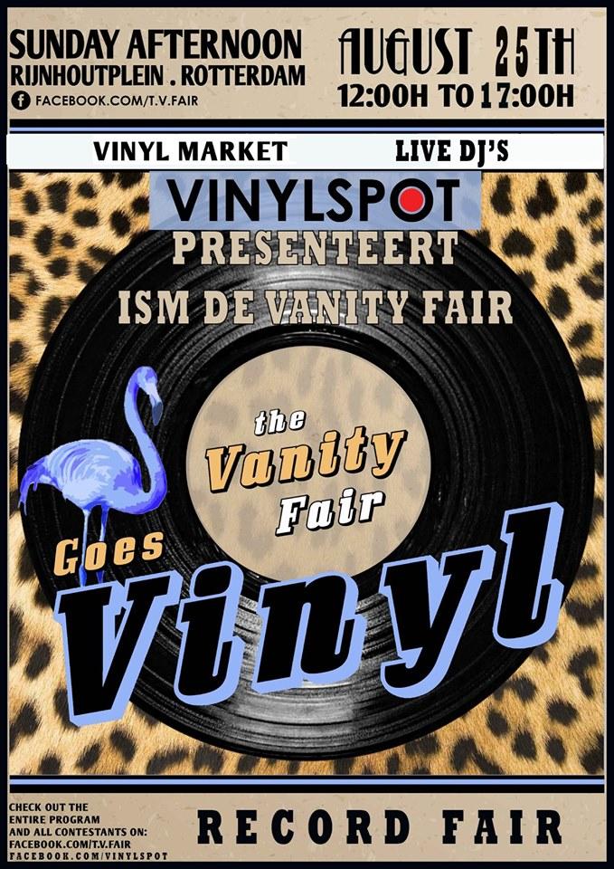 Vinylspot Platenbeurs