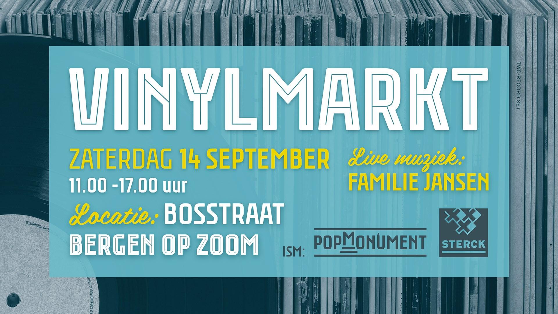 vinylmarkt in bergen op zoom