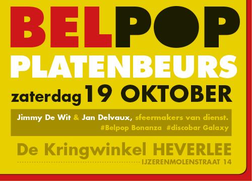 Belpop platenbeurs