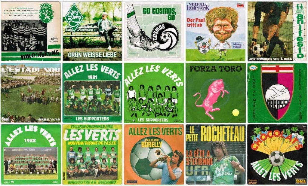 muziek en voetbal
